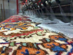 قالیشویی با مواد نانو